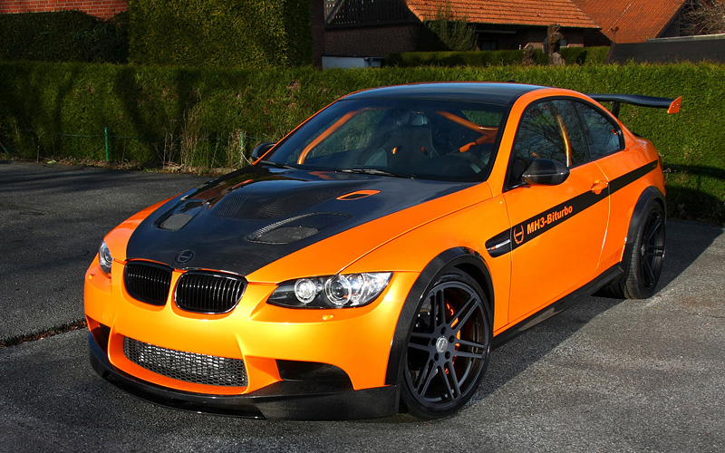 manhart mh3 bmw m3 - photo #9