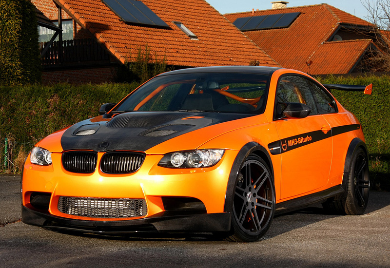 2011 bmw m3 manhart racing mh3 v8rs clubsport specifications photo price information rating. Black Bedroom Furniture Sets. Home Design Ideas