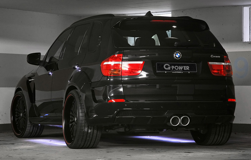 2011 Bmw X5 M G Power Typhoon Specifications Photo