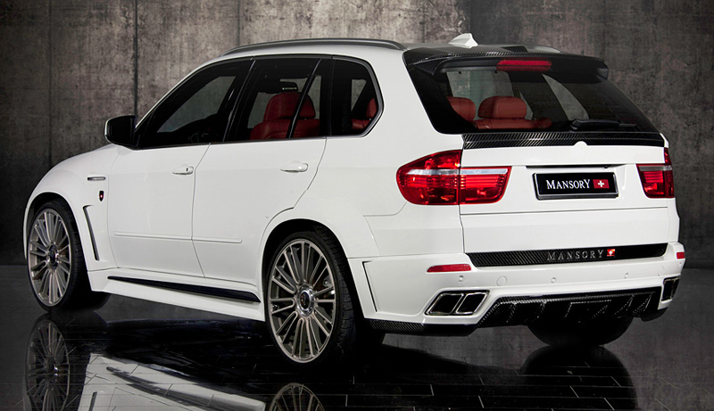 2011 Bmw X5 M Mansory Specifications Photo Price