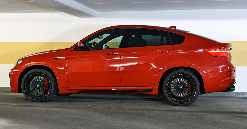 2011 BMW X6 G-Power Typhoon S