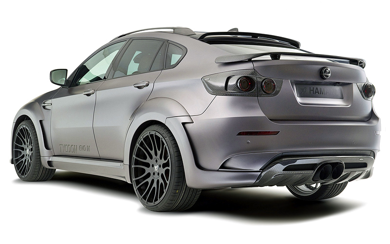 2011 Bmw X6 M Hamann Tycoon Evo M Specifications Photo Price Information Rating