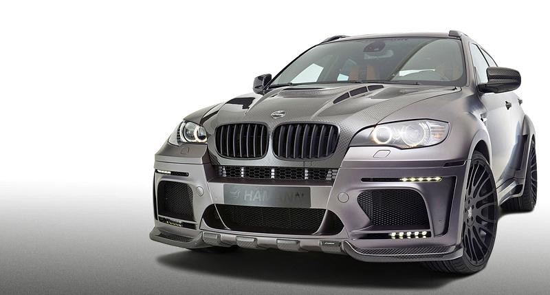 2011 BMW X6 M Hamann Tycoon Evo M