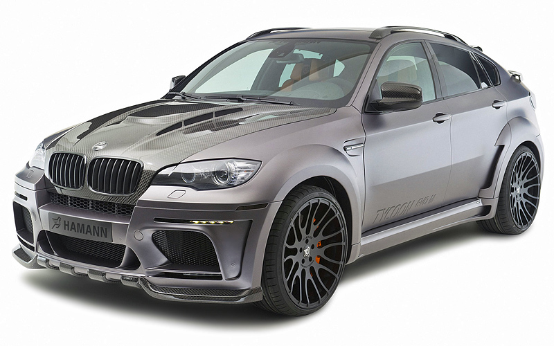 2011 bmw x6 m hamann tycoon evo m specifications photo price information rating. Black Bedroom Furniture Sets. Home Design Ideas