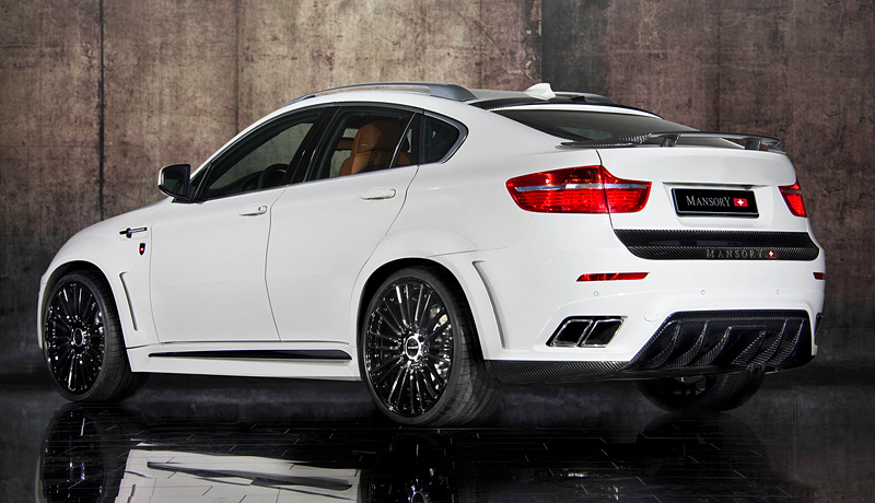 2011 Bmw X6 M Mansory Specifications Photo Price