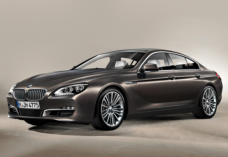 2012 bmw 650i gran coupe f06 specifications photo. Black Bedroom Furniture Sets. Home Design Ideas