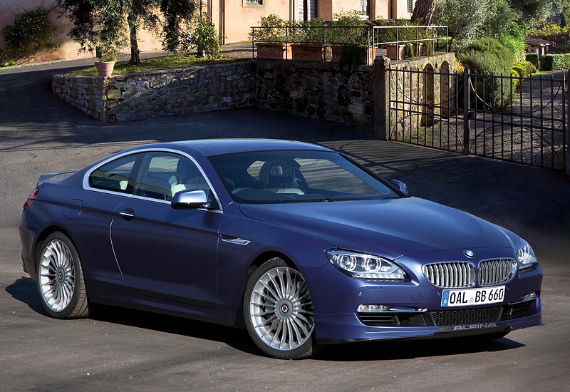 BMW Alpina B BiTurbo Coupe Specifications Photo Price - Bmw alpina b6 biturbo price