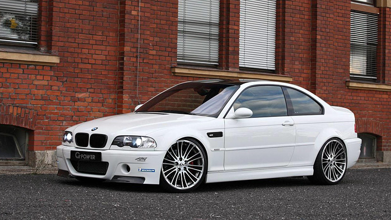 2012 Bmw M3 Coupe G Power E46 Specifications Photo