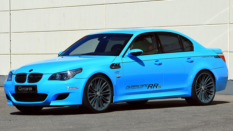 2012 bmw m5 g power hurricane rrs specifications photo price information rating. Black Bedroom Furniture Sets. Home Design Ideas