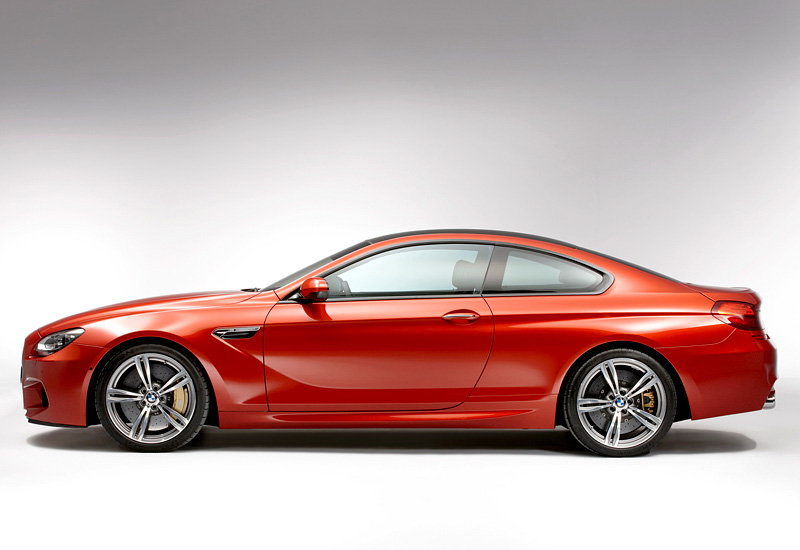 Bmw M6 0 60 >> 2012 BMW M6 Coupe (F13) - specifications, photo, price, information, rating