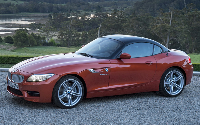 2012 Bmw Z4 Sdrive35is Roadster E89 Specifications
