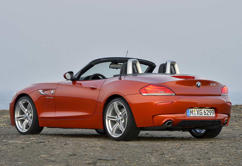 2012 Bmw Z4 Sdrive35is Roadster E89 Specifications Photo Price Information Rating