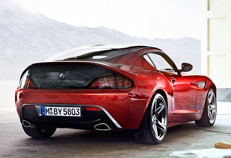 2012 Bmw Zagato Coupe Specifications Photo Price