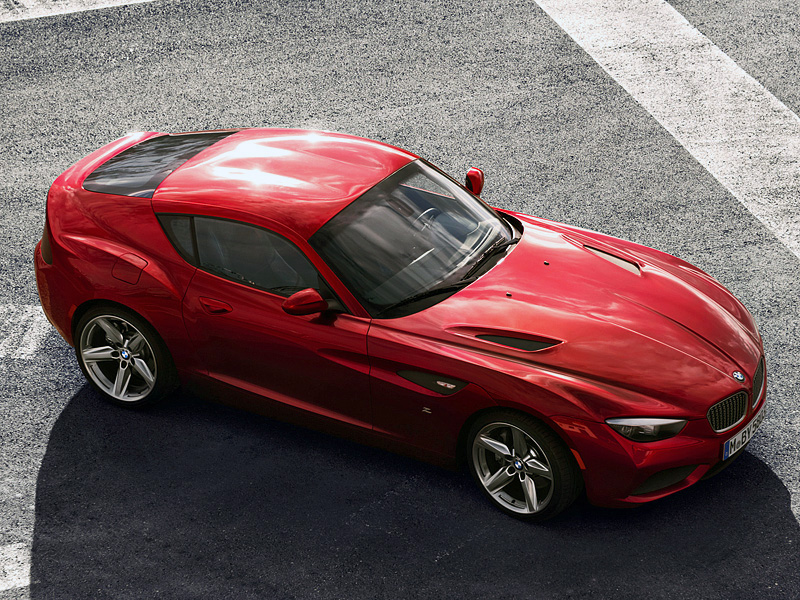 2012 bmw zagato coupe specifications photo price information rating. Black Bedroom Furniture Sets. Home Design Ideas