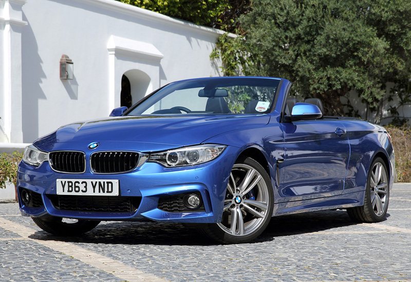 2013 bmw 435i cabrio m sport package f33 specifications photo price information rating. Black Bedroom Furniture Sets. Home Design Ideas