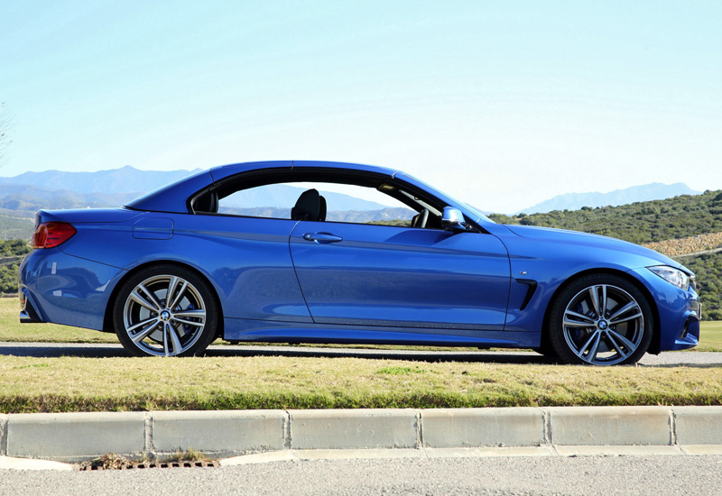 Audi 0 60 >> 2013 BMW 435i Cabrio M Sport Package (F33) - specifications, photo, price, information, rating