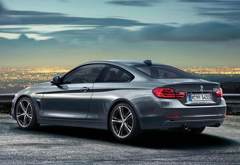 2013 bmw 435i coupe f32 specifications photo price information rating. Black Bedroom Furniture Sets. Home Design Ideas