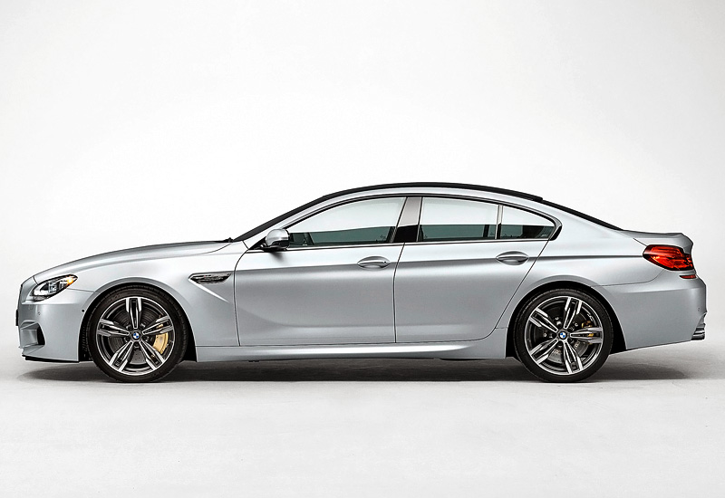 2013 Bmw M6 Gran Coupe F06 Specifications Photo Price Information Rating