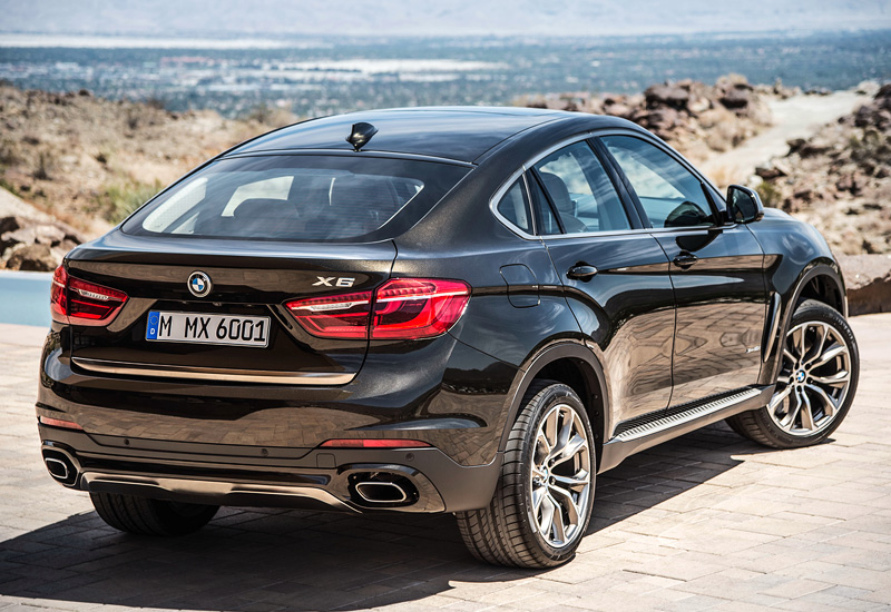 2014 Bmw X6 Xdrive50i F16 Specifications Photo Price