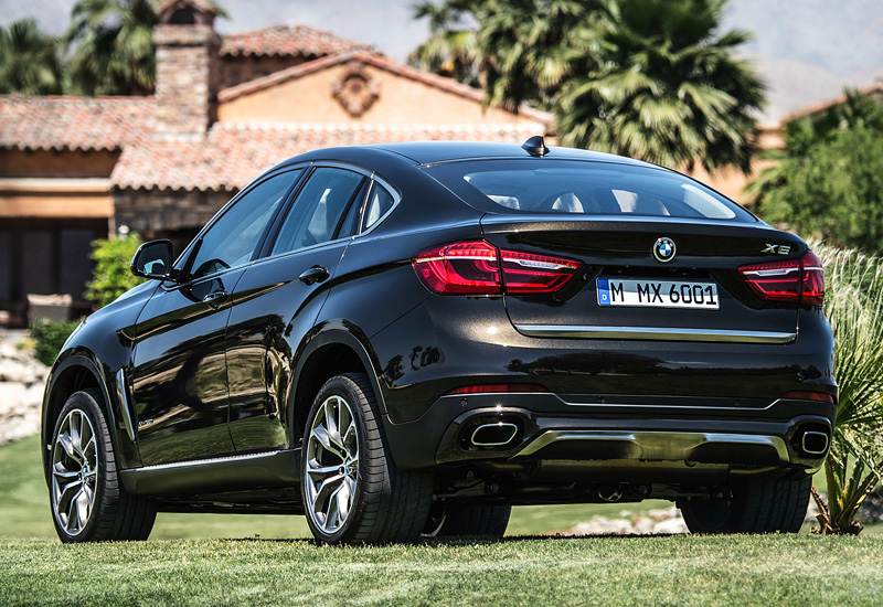 2014 Bmw X6 Xdrive50i F16 Specifications Photo Price Information Rating