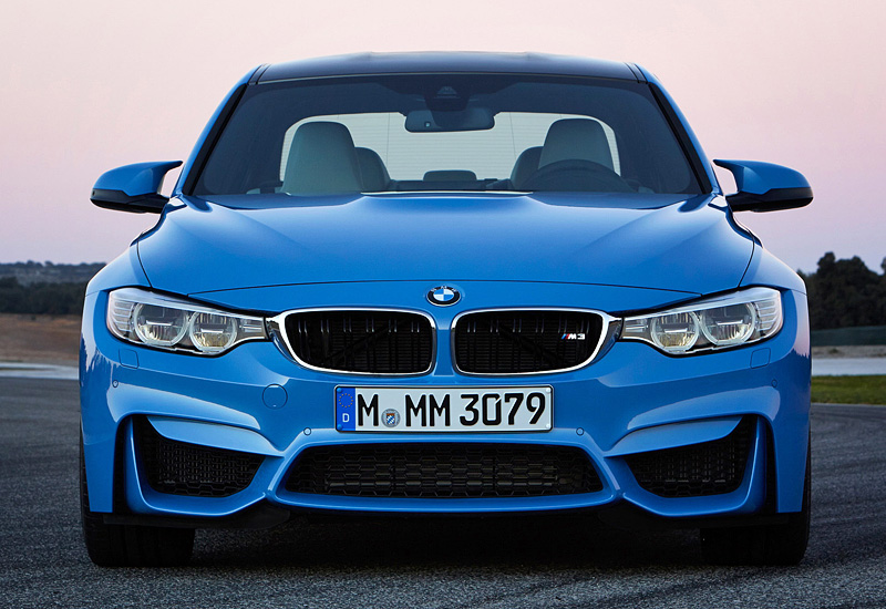 2014 Bmw M3 F80 Specifications Photo Price