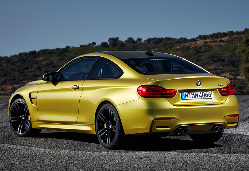 Top car ratings: 2014 BMW M4 Coupe (F32)