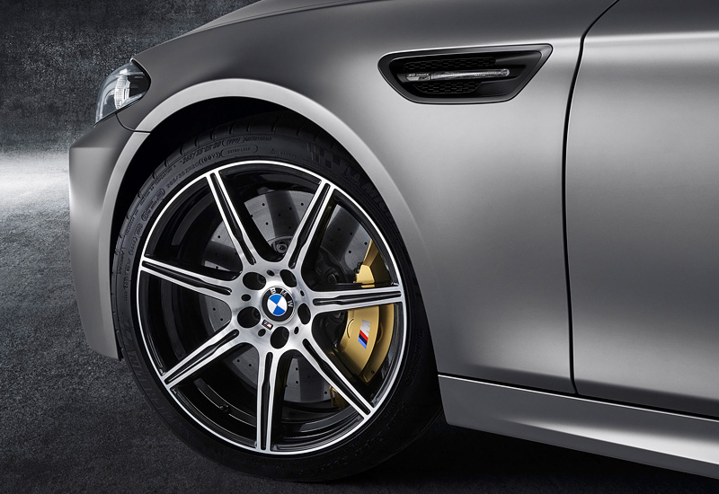 2014 Bmw M5 30th Anniversary F10 Specifications Photo Price Information Rating