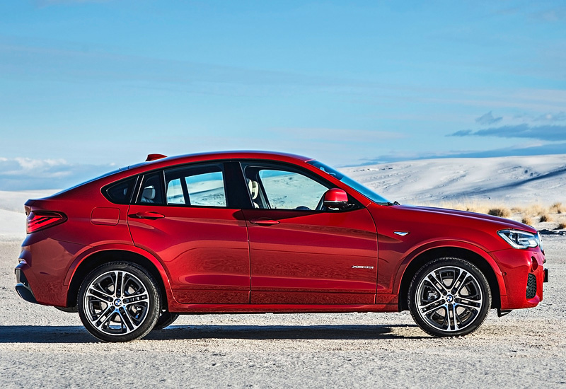 2014 Bmw X4 Xdrive35i M Sports Package Specifications