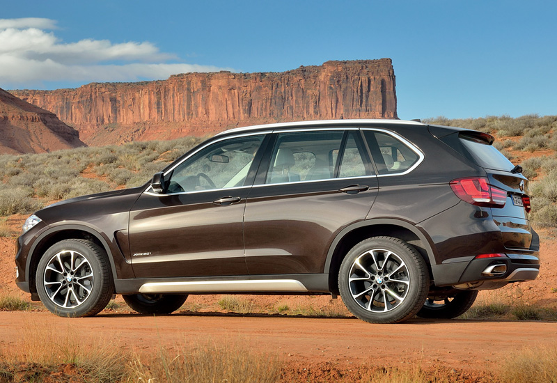 2014 Bmw X5 Xdrive50i F15 Specifications Photo Price Information Rating
