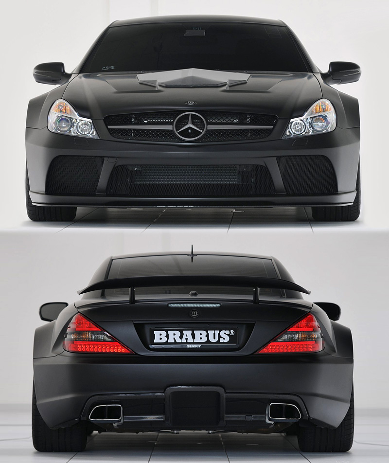 2010 Brabus T65 RS - MB SL65 AMG Black Series
