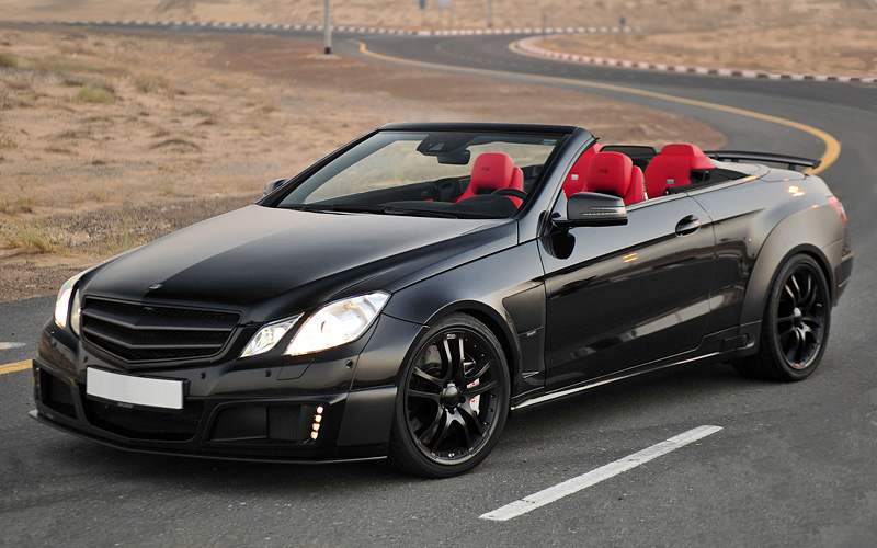 2011 Brabus E V12 Cabriolet - specifications, photo, price, information, rating