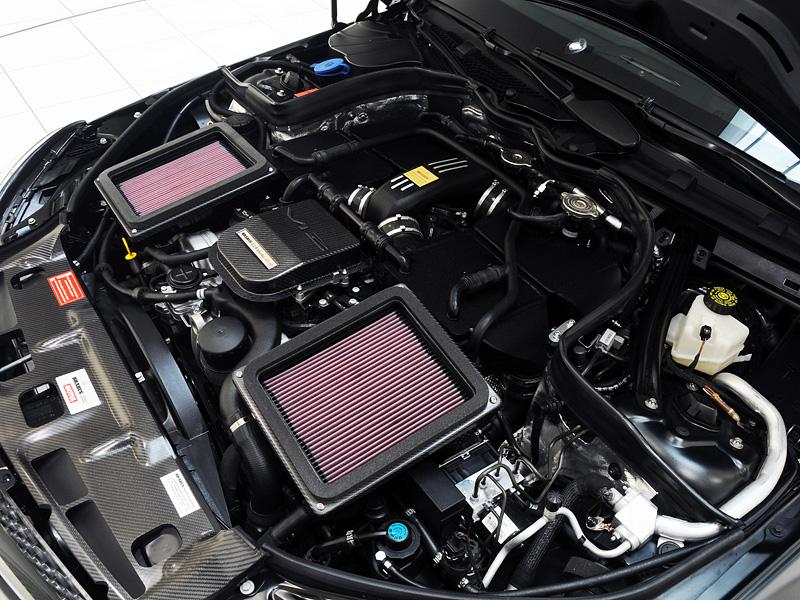 2012 Brabus Bullit Coupe 800 Specifications Photo