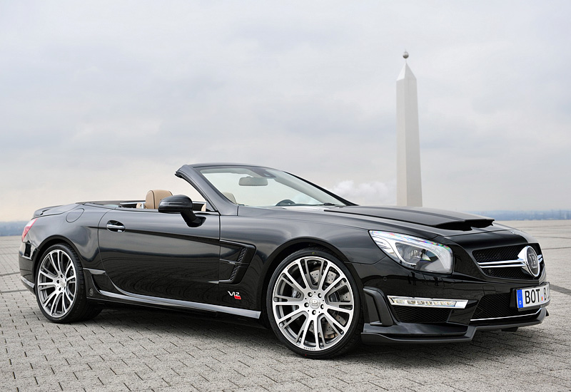 Mercedes sl 2016 2017 2018 best cars reviews for Mercedes benz slk brabus price