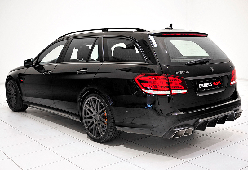 2013 Brabus E 63 AMG S Estate 850 6.0 Biturbo - specifications, photo, price, information, rating