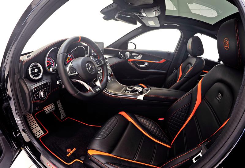 2015 Brabus 600 Mercedes Amg C 63 S W205