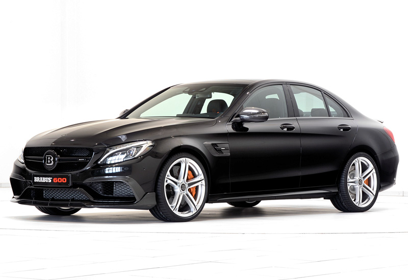 2015 Brabus 600 Mercedes Amg C 63 S W205 Specifications Photo Price Information Rating