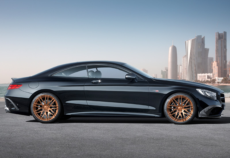 2015 Brabus 850 6 0 Biturbo Coupe Specifications Photo