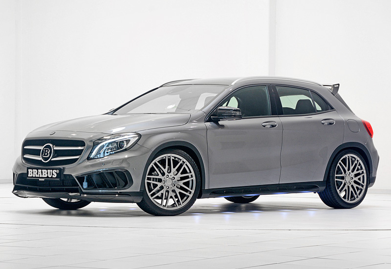 2015 brabus gla 45 amg specifications photo price for Mercedes benz gla 45 amg price