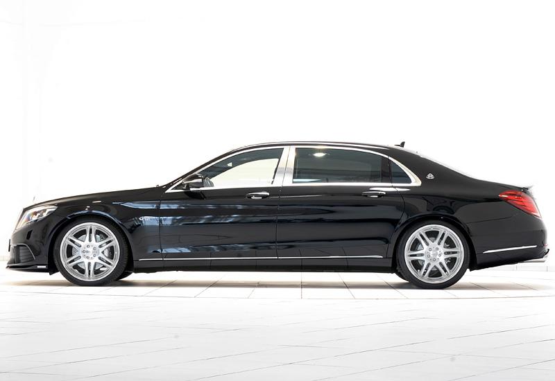 Brabus mercedes s600 price for Mercedes benz brabus price