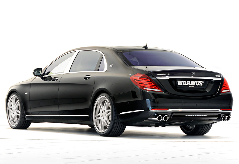 2015 Brabus Mercedes Maybach S600 Rocket 900 6 3 V12