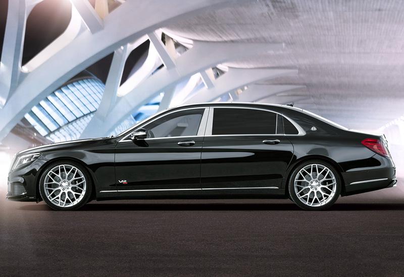 2015 Brabus Mercedes-Maybach S600 Rocket 900 6.3 V12 ...