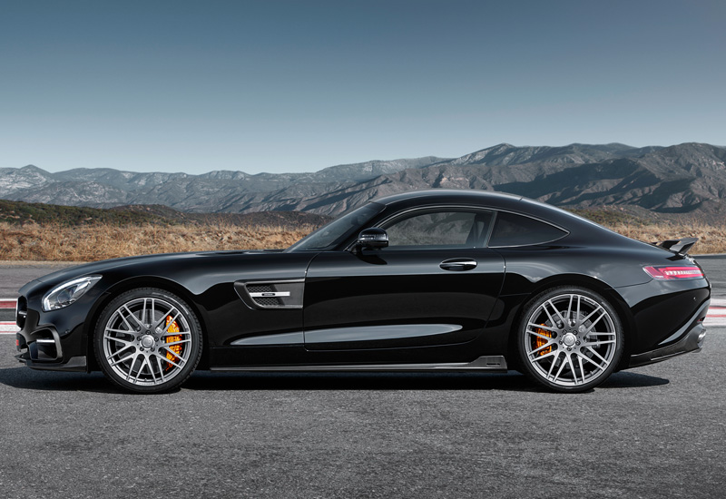 2016 Brabus 600 Mercedes Amg Gt S Specifications Photo