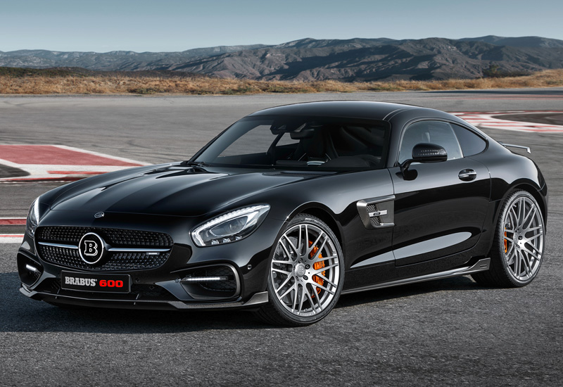 2016 brabus 600 mercedes amg gt s specifications photo for Mercedes benz 600 amg