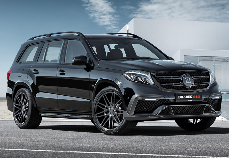 2016 Brabus 850 Xl Specifications Photo Price Information Rating