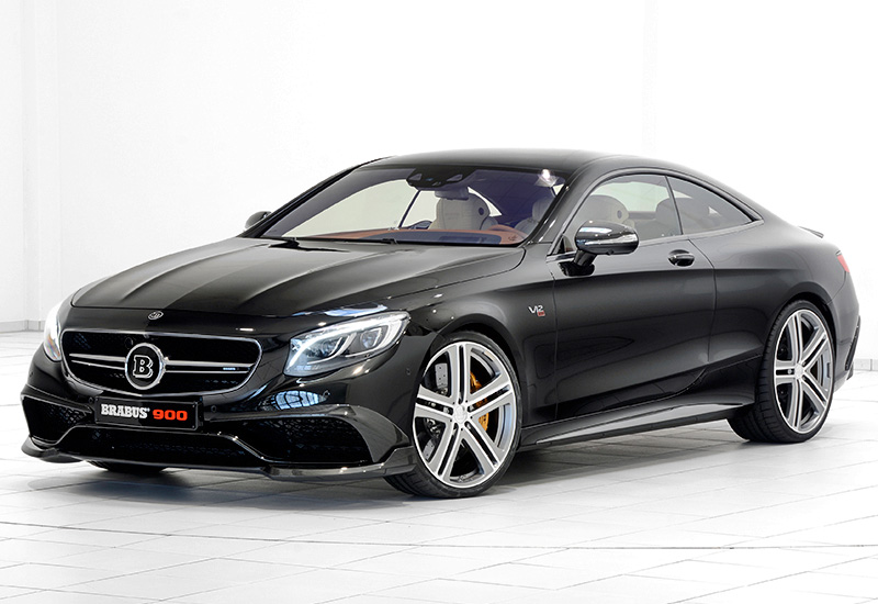 2016 Brabus Rocket 900 Coupe C217 Specifications