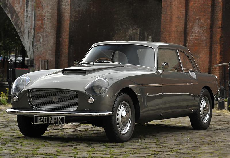 1960 Bristol 406 Zagato Sports Saloon - specifications ...