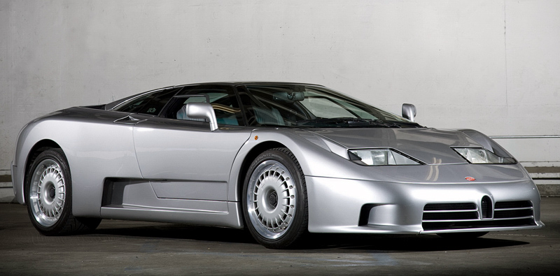 1991 bugatti eb 110 gt specifications photo price information rating. Black Bedroom Furniture Sets. Home Design Ideas