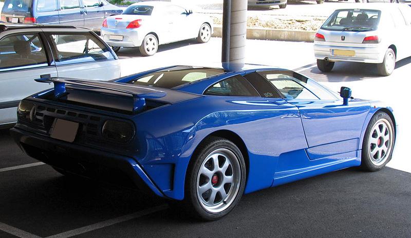 1991 Bugatti Eb 110 Gt Specifications Photo Price