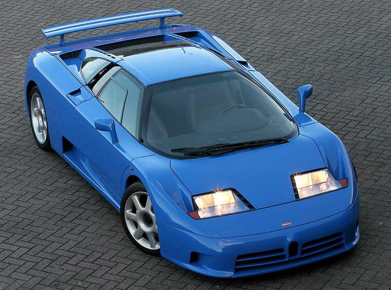 1991 bugatti eb 110 gt specifications photo price. Black Bedroom Furniture Sets. Home Design Ideas