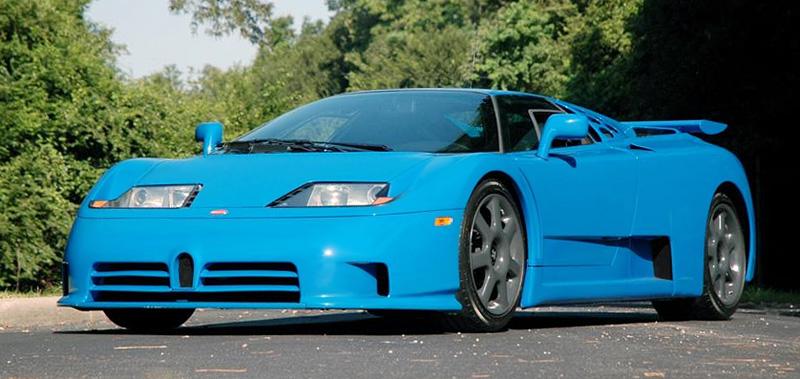 1993 Bugatti Eb 110 Super Sport Specifications Images